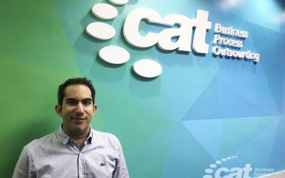 """Ariel Ventura, CAT Technologies: """"Es un desafío cultural empezar a tomar decisiones en base a los datos"""""""